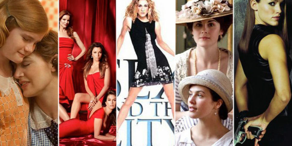 Series de mujeres para mujeres fuera de serie for Fuera de serie historia