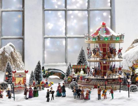 De qu color quieres que sea tu navidad for Adornos de navidad el corte ingles