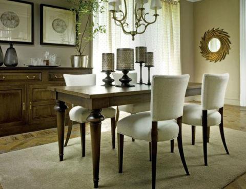 Las mejores mesas para celebrar las fiestas en familia - El corte ingles mesas de comedor ...
