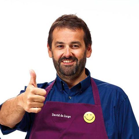 El cocinero david de jorge nos cuenta c mo ha adelgazado for La cocina de david de jorge