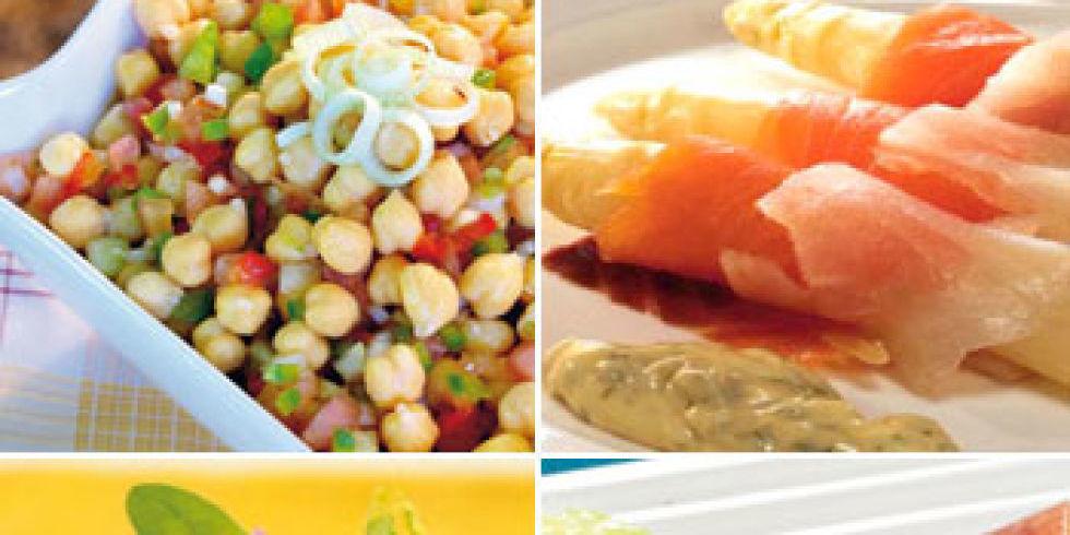 cocina de verano las mejores recetas de platos fr os