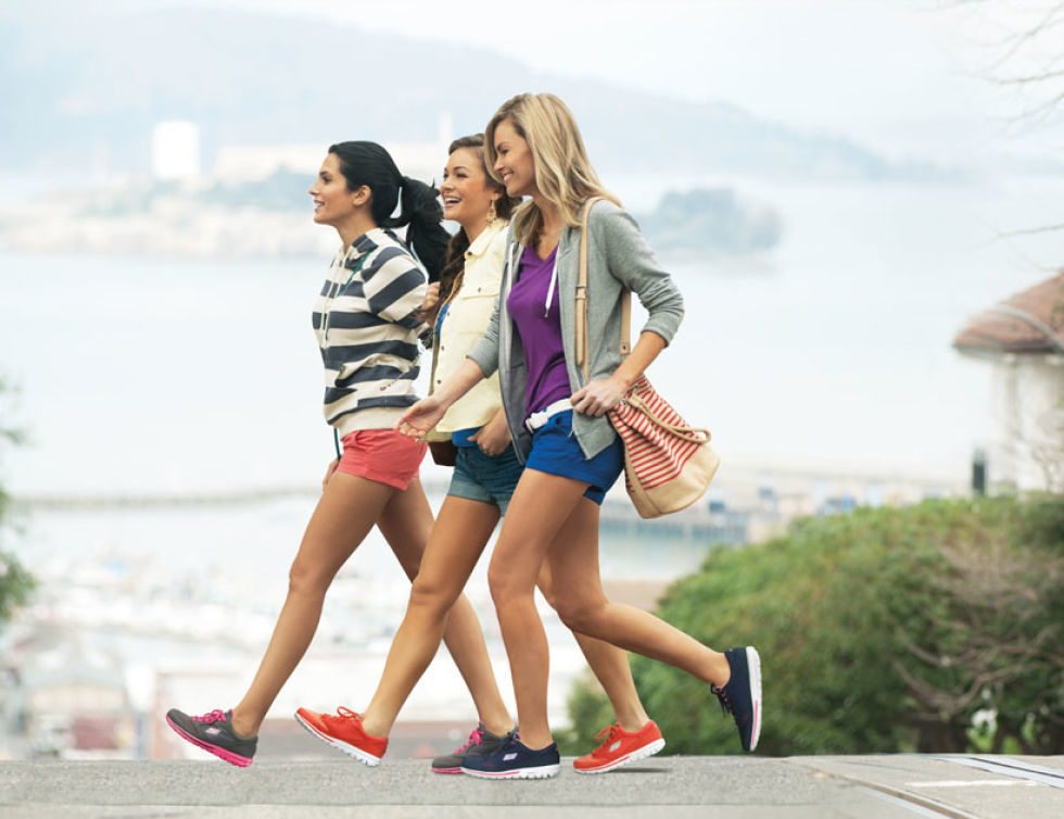 Skechers Mujer Nueva Coleccion