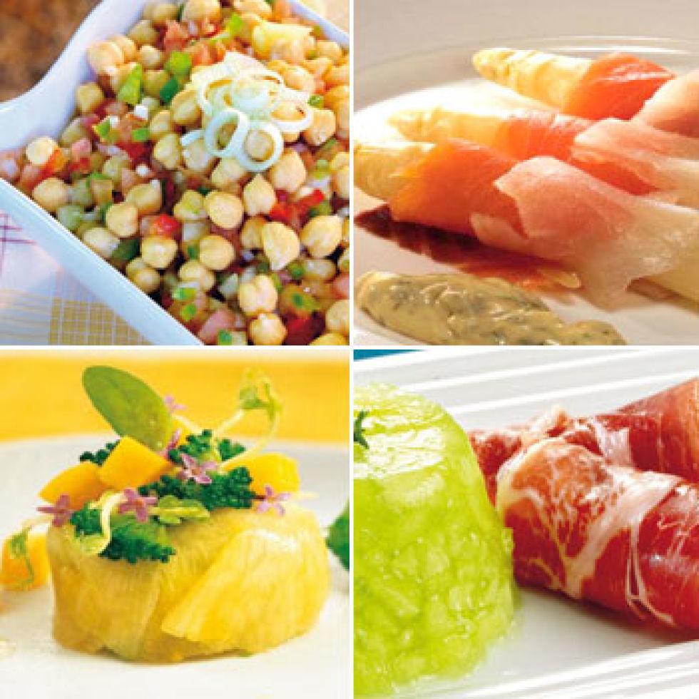 Recetas De Cocina De Verano | Cocina De Verano Las Mejores Recetas De Platos Frios