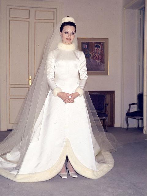 Vestido novia ana aznar