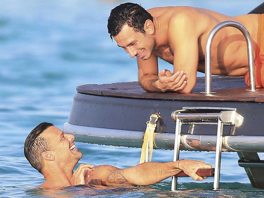 La foto de Ricky Martin que ha despertado la alarma