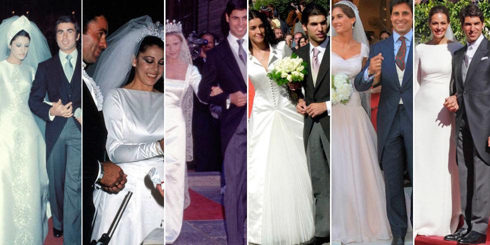 Las otras bodas de los rivera ord ez for Boda de cayetano rivera y blanca romero