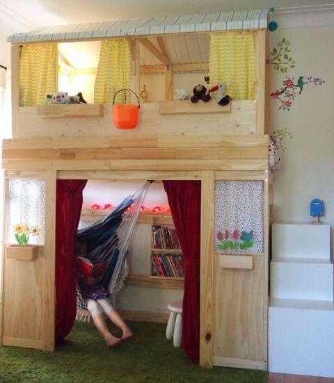 13 trucos para hacer una cama muy original con productos - Ikea todos los productos ...