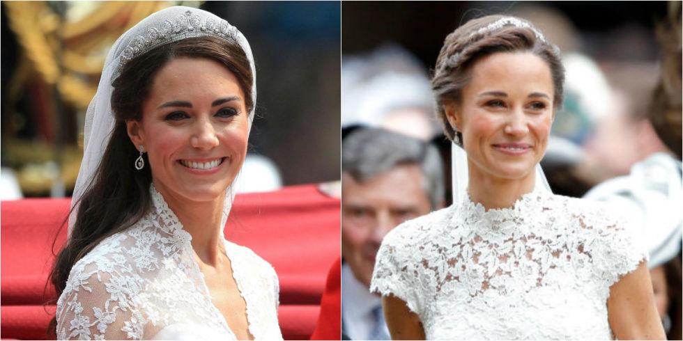 Matrimonio Kate Middleton : Pendientes boda kate middleton vestido de novia