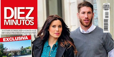 ESTE MIÉRCOLES EN EXCLUSIVA Pilar Rubio y Sergio Ramos se compran una mansión