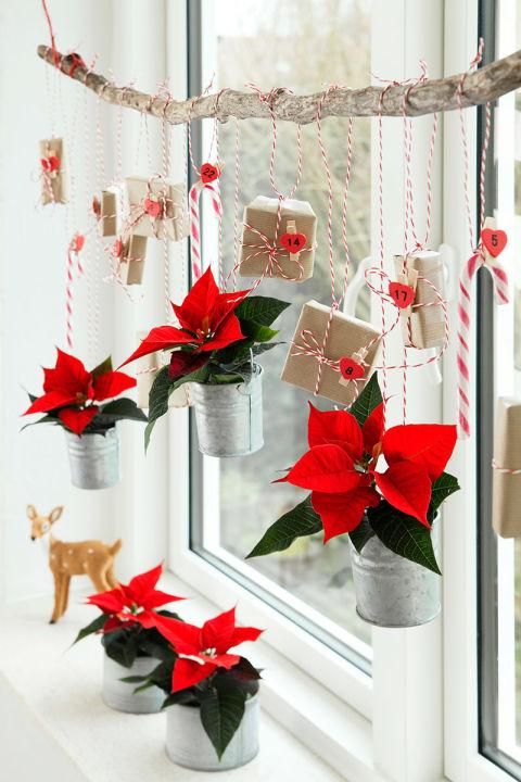 Ideas para decorar tu casa por navidad - Adornos navidenos casa ...